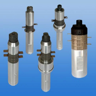 Ultrasonic welding transducer Manufacturer