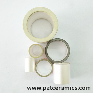 Piezoelectric Ceramic Tube