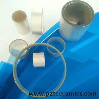 Piezoelectric Ceramic Tube Element
