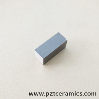 Piezoelectric Ceramic Rectangle And Block