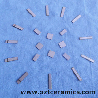 Piezoelectric Ceramic Rectangle