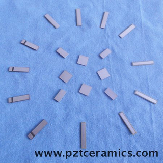 Piezoelectric Ceramic Plate Element