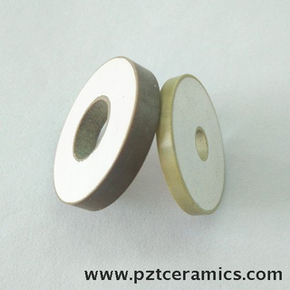 Piezoelectric Ceramic Ring Component