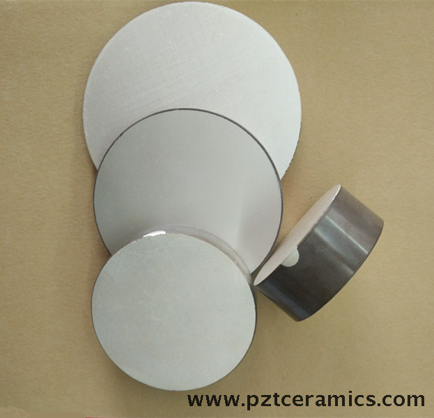 Piezoelectric ceramics crystal Disc